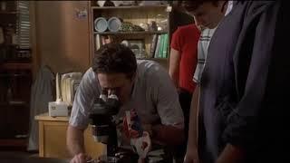 Новый вид паразита ... отрывок из фильма (Факультет/The Faculty)1998
