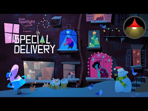 360 Google Spotlight Stories: Special Delivery