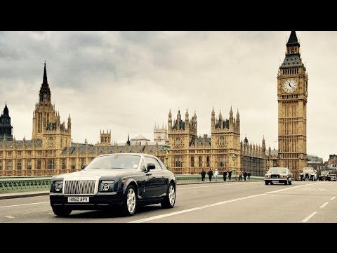 London: episode 2 (Luxury Cars)
