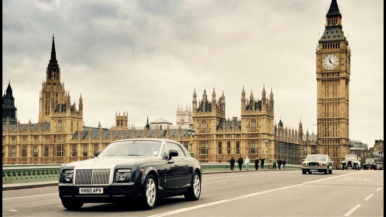 London Episode 2 Luxury Cars Youtube