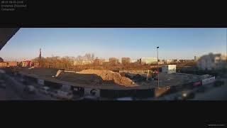 Timelapse - 26 02 18 - Bouw nieuw zwembad
