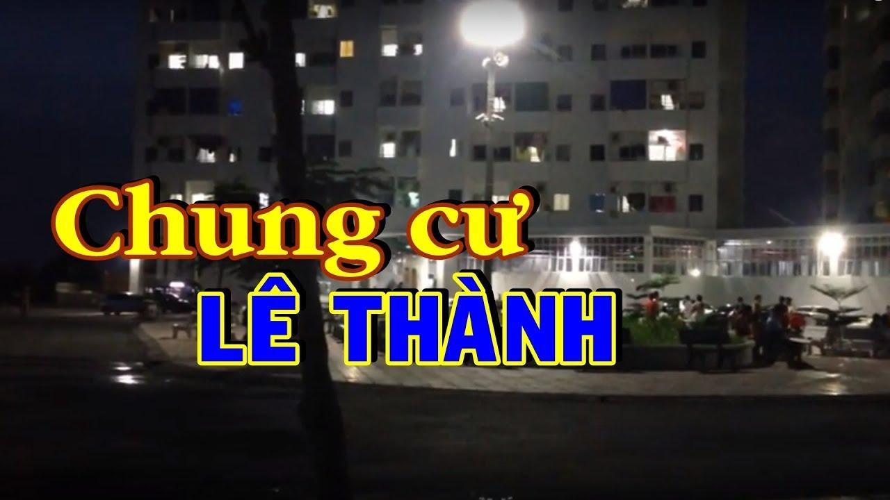 CHUNG CƯ LÊ THÀNH – căn hộ D – 33,9 m2 | Quoc Nguyen