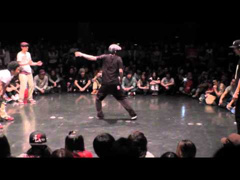 JIG vs PINOCCHIO HOUSE DANCE CROSSING Vol.1 2012-03-31