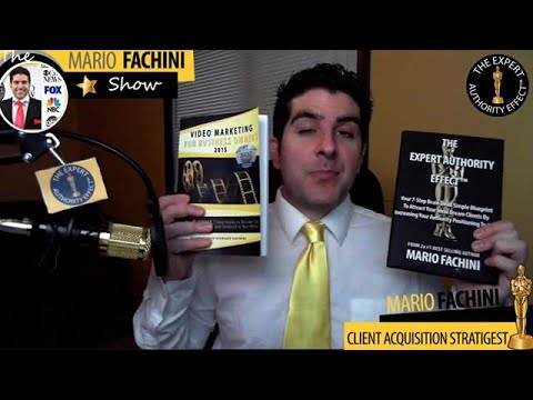 Video Marketing For Business Owner :) - How to acquire more clients today, simply and easily using