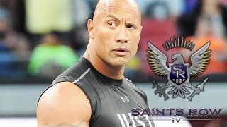 "How to create Dwayne ""The Rock"" Johnson"