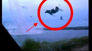 latest cyclone most shocking moments in camera