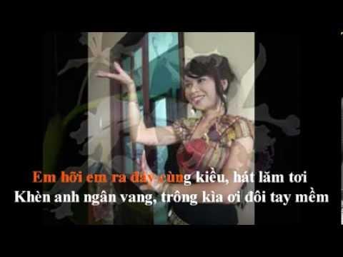 cô gái sầm nưa (karaoke)