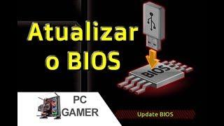 🔥 Como atualizar o BIOS da Placa Mãe Gigabyte Aorus com Pen Drive PT-BR - Bios Update  #PCGamer 15