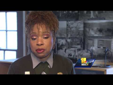 Video: Former slave plantation in Towson preserved as a piece of American history