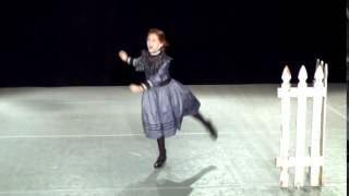 """""""Good Girl Winnie Foster"""" from Tuck Everlasting"""" by Sarah Charles Lewis (Winnie)"""