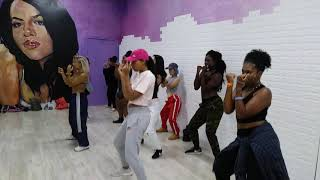 Aaliyah Tribute with choreographer Chris Gayle
