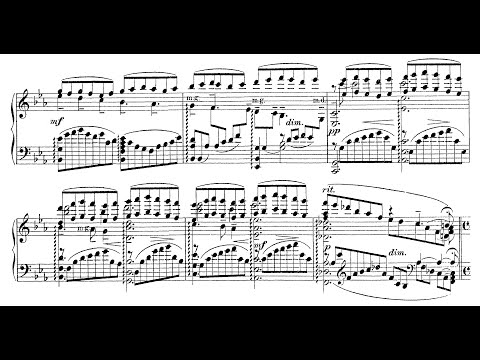 Rachmaninoff: Variations on a Theme of Chopin, Op.22 (Chochieva)