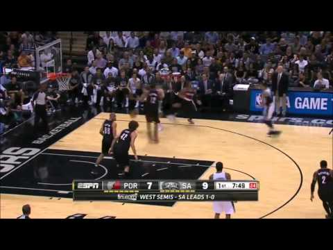 NBA Playoffs 2014 - Best Moments to Remember