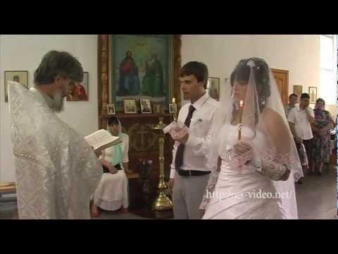 Русское венчание в православной церкви. Обряд венчания