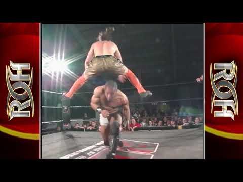 ROH Throwback: Jay Lethal & Samoa Joe vs CM Punk & Spanky