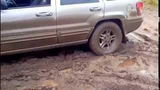 jeep grand cherokee wj 4 0 легкий off road