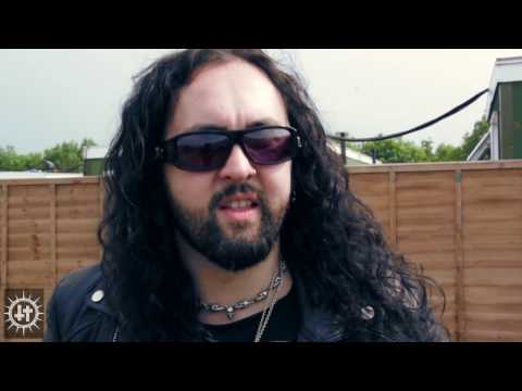DragonForce at Download 2015 - Heavy Metal Artwork