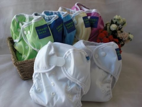How to use Kawaii Baby Diaper Covers