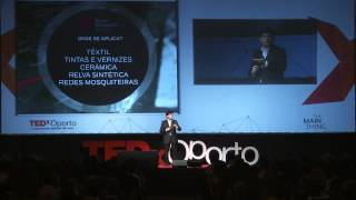 Evitar a morte de 3,5M pessoas/ano -Avoiding the death of 3.5M people/yr | José Peixoto | TEDxOPorto