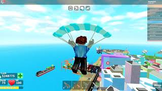 How to get the lightsaber at Roblox Mad City
