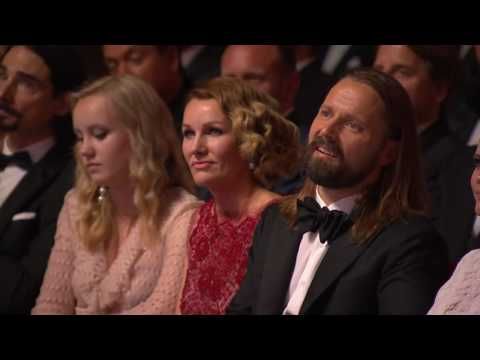 Polar Music Prize Ceremony at Stockholm Concert Hall 4/4