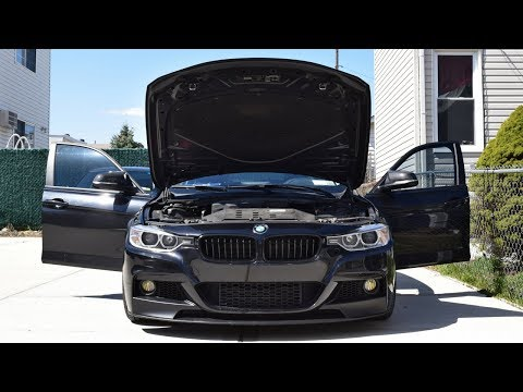 ALL of the Quirks of the BMW F30