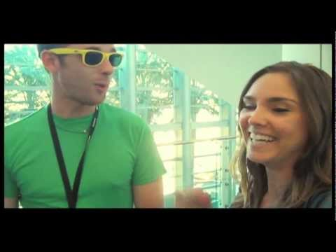 Interview with NicePeter - VidCon 2012