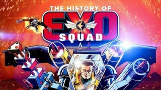 The History of Exo Squad: Unusually Serious For A Kids Show