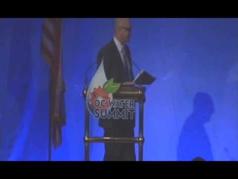 2015 OC Water Summit Session 1: Necessity is the Mother of Invention