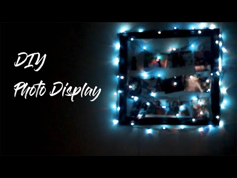 diy-photo-display-|-easy-trendy-wall-decor-idea-|-photo-wall-decor-idea-|