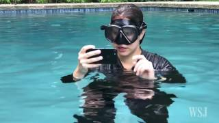 iPhone 7 & Apple Watch 2 Underwater Test 蒸発中のジェットブラック開封の儀 EasyUnlocks.net