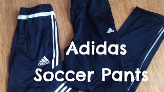 Adidas Soccer Pants Unwrapping
