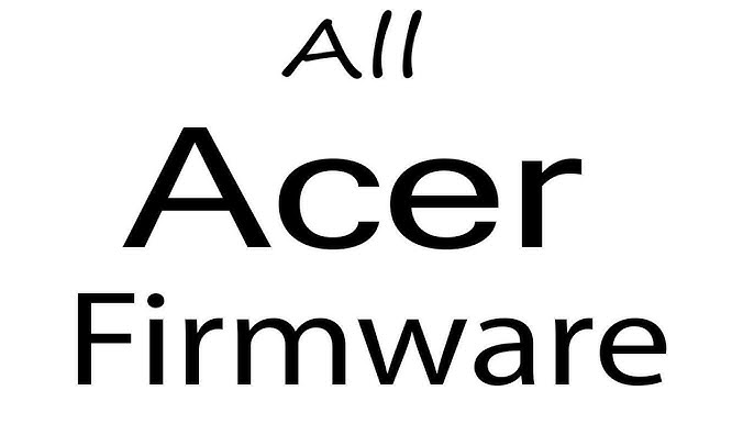 Phone Acer 5 Firmware [official APK file] 2020-2021