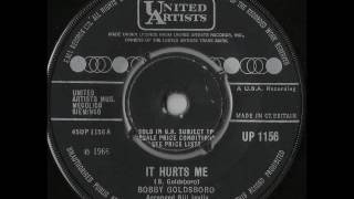 Watch Bobby Goldsboro It Hurts Me video