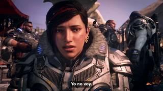 Gears 5 tráiler de presentación cinematográfica en el E3 2018