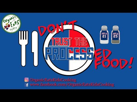 Organic Eats Episode 11- TRUST THE PROCESS SIXERS DRAFT EPISODE!!!