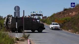 قوات الاحتلال تواصلُ اغلاقَ منطقةِ شمالِ غرب القدس لليومِ الثالث على التوالي - (28-9-2017)