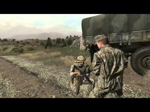 ArmA 2 - Verräter, Drogen und tonnenweise Staub