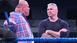 Shane McMahon on his special bond with Kurt Angle (WWE Network Extra)