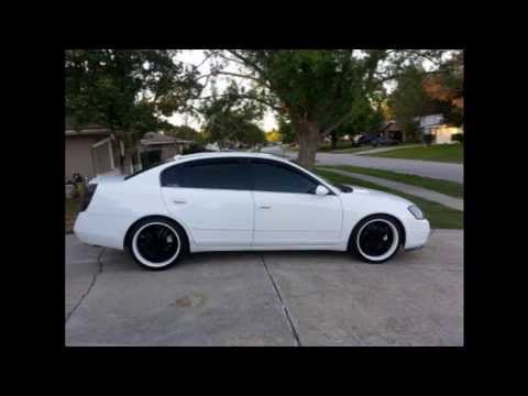 Nissan Altima Custom Youtube