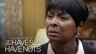 Hanna Tells Benny That Candace Conned Him | The Haves and the Have Nots | Oprah Winfrey Network