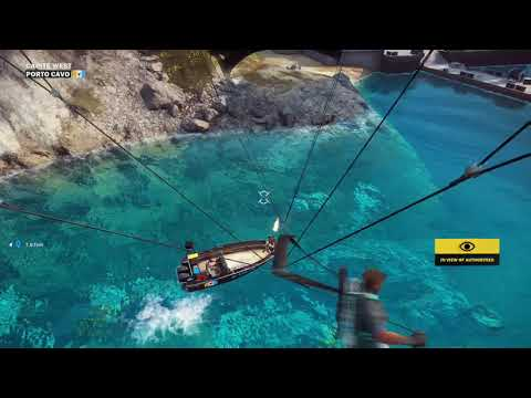 Just Cause 3 - Rico doesnt care about physics