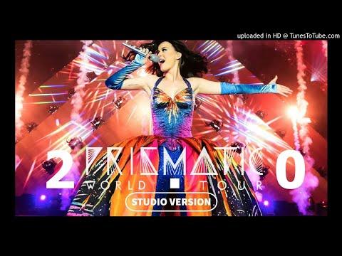 Katy Perry - California Gurls (Prismatic World Tour Studio Version 2.0)