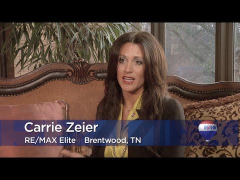 RE/MAX Agent Carrie Zeier Talks Success