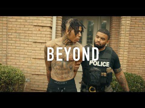 "NLE Choppa Type Beat – ""Beyond"" | Lil Baby ft. Lil Durk Type Instrumental | Trap Rap Beat 2021"