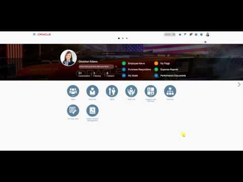 Oracle HCM Cloud - Performance Conversations