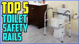 Top 5 Best Toilet Safety Rails in 2020 Reviews