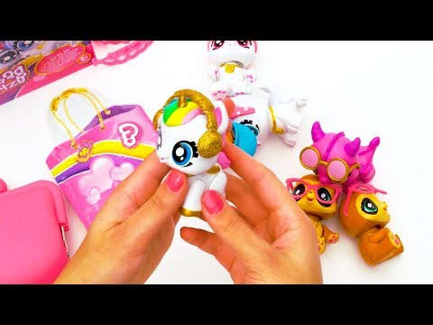 Best Furry Friends | Handbag Surprize - Stardust, DeeDee AND Dash! | Unboxing Toys