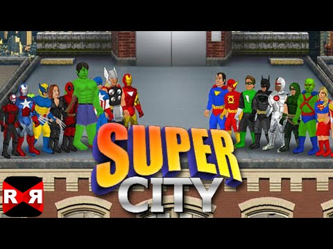 Super City: Special Edition (By MDickie) - iOS / Android - Gameplay Video