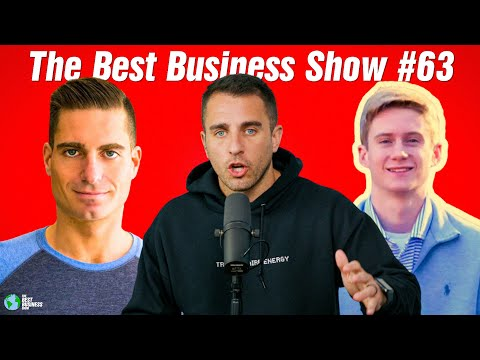 The Best Business Show with Anthony Pompliano - Episode #63